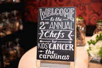 Chefs for Kids' Cancer 2016